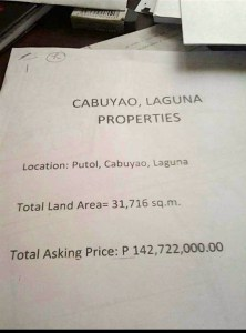 WE BOUGHT THIS WE BOUGHT THAT - Brother Glicerio B. Santos, Jr (6)