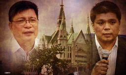 NAUNANG NAIPAHAYAG NI ELIAS ARKANGHEL  NAGTUTUGMA SA BALITANG INILABAS NG CNN PHILIPPINES NGAYON :   EX-MINISTERS' FEUD WITH INC: WHAT SAMSON AND MENORCA HAVE IN COMMON