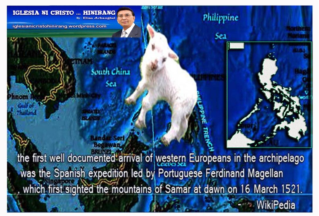 Pilipinas ang Maamong Tupa