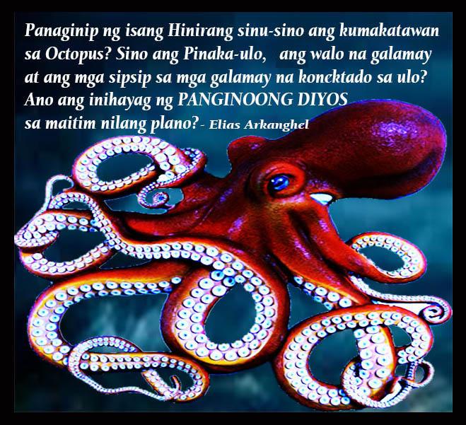 Octopus Kahulugan sa Panaginip