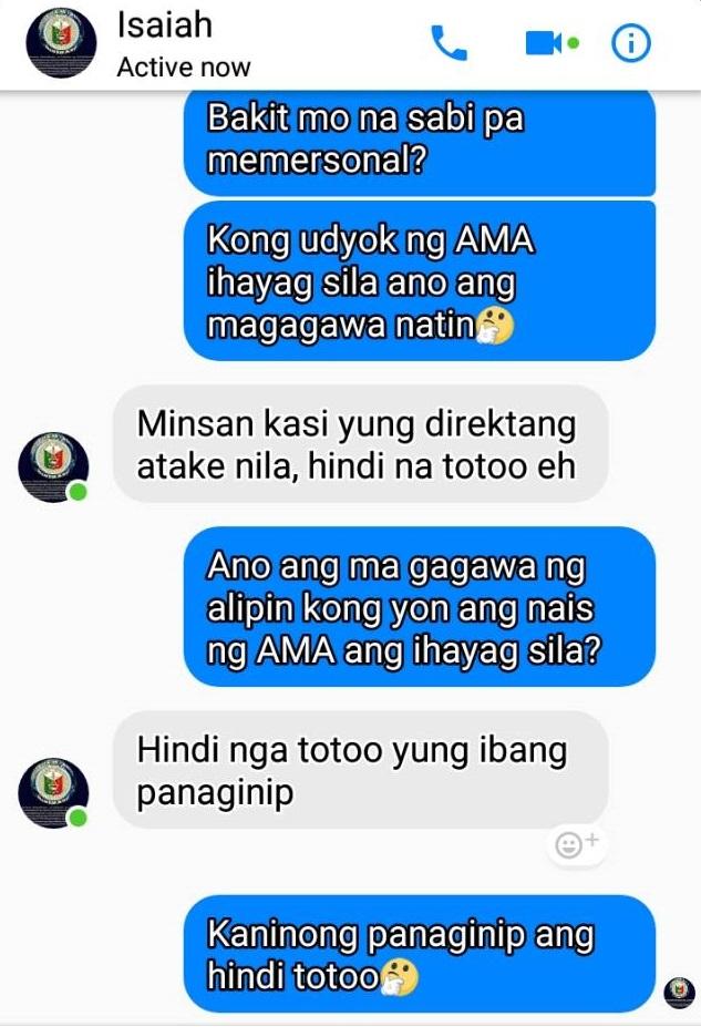 ISAIAH JAMES October 1 naipadala ng isang tapat na Hinirang 3