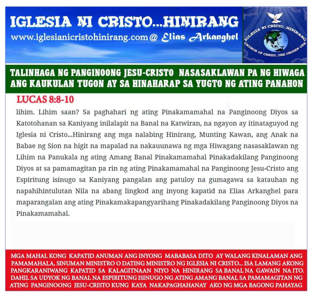 SAKLAW NG HIWAGA LUCAS 8 TALATANG 8 9 10 C