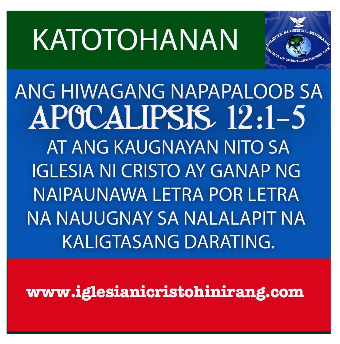 APOCALIPSIS 12 1 15